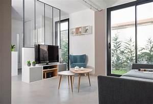 un esprit loft With meubles pour petit appartement 14 verrire dintrieur cuisine salon