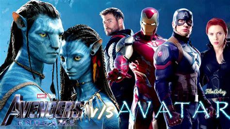 avengers endgame  avatar endgame breaks box office