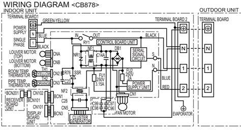 Air Conditioner Outdoor Unit Diagram Sante Blog
