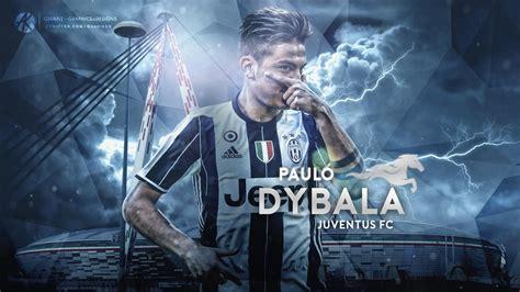 Paulo Dybala Wallpaper ( Juventus ) 2016/17 Speed art ...