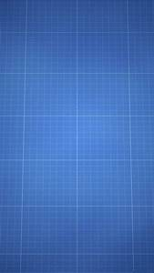 Blueprint Grid Android Wallpaper free download