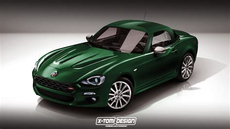 Fiat Spider Hardtop by Fiat 124 Coupe Bugatti Chiron Grand Sport Roadster και