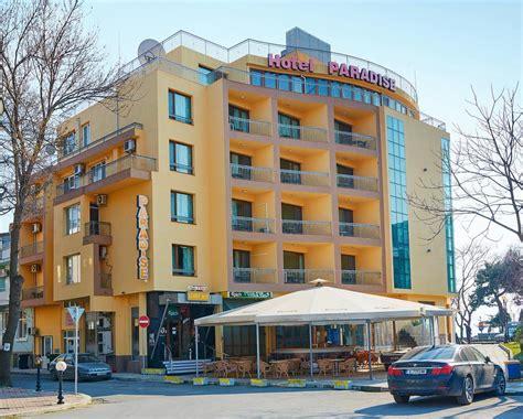 Paradise hotel's restaurant serves a variety of international and local dishes. Hotel Paradise - Bulharsko - dovolenka, zájazdy a recenzie 2021 | Zájazdy.sk