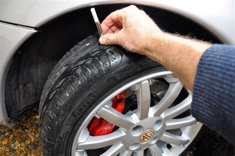 Drivers Warned Against Tyre-related Complacency