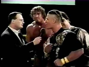 Kenny Bolin, John Cena, and Sean O'Haire Interrupt ...