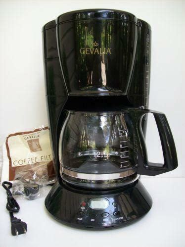 Started more than 150 years ago started in 1953 in sweden by mr victor theodor engwell, gevalia is a company with more than 160 years of experience in roasting and delivering great coffee. Gevalia 12 Cup Coffee Maker | eBay