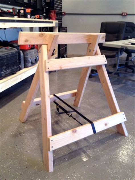 build   sawhorse  horses horses