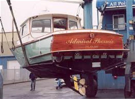 Veneer Boat Transom by Teak Transom On Fiberglass Boat The Hull Boating