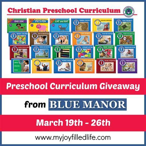 christian preschool curriculum from blue manor academy 692 | Blue Manor Giveaway 1024x1024