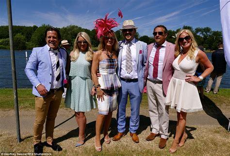 henley royal regatta   worlds strictest dress code