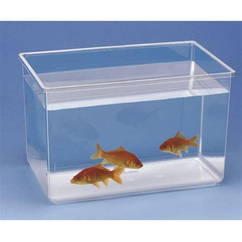 ferplast nettuno plastic fish tank large feedem