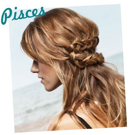 choose   zodiac hairstyle pisces