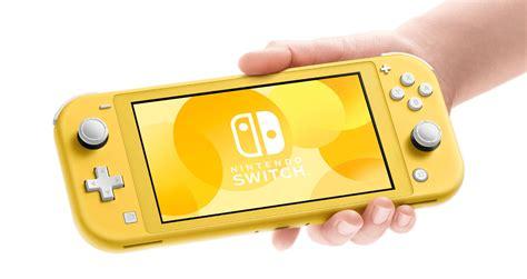 nintendo switch und nintendo switch light wo sind die