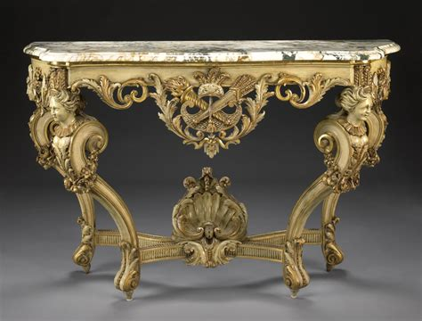 Modern Baroque, Baroque Furniture