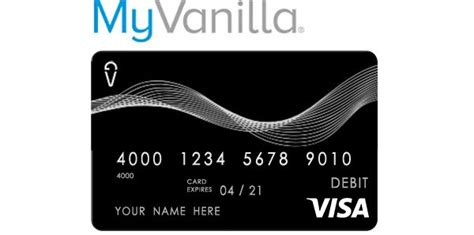 Only credit, charge, and debit cards as well as fully registered and approved general purpose reloadable cards. Vanilla Debit Card