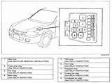 2002 Mazda Protege Fuse Diagram