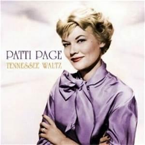 Patti Page Tennessee Waltz   #1 Oldies Music Lyrics from 1950