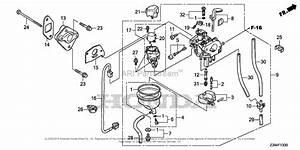 Honda Eu2000it1 A4 Generator  Tha  Vin  Eact