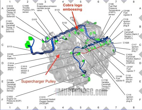 Supercharged Engine Ford Wiring Diagrams Could Proof