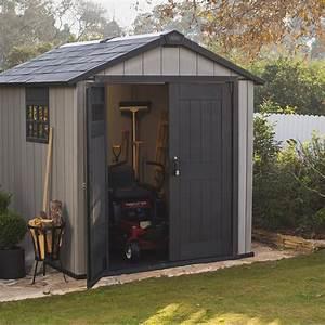 Abri Jardin Keter : abri de jardin en r sine m2 ep 20mm mod le ~ Edinachiropracticcenter.com Idées de Décoration