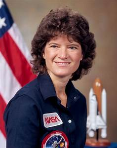 Google Celebrates Sally Ride, The First American Woman In ...