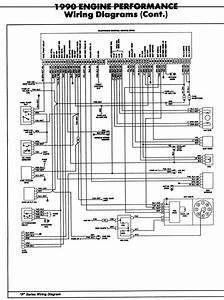 1988 Chevy K1500 Wiring Harness Diagram  1988 Silverado