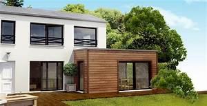 Cout Extension Bois : focus sur l 39 agrandissement de maison que dit la loi ~ Nature-et-papiers.com Idées de Décoration