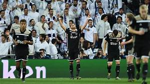Real Madrid vs. Ajax Amsterdam - Football Match Report ...  Ajax