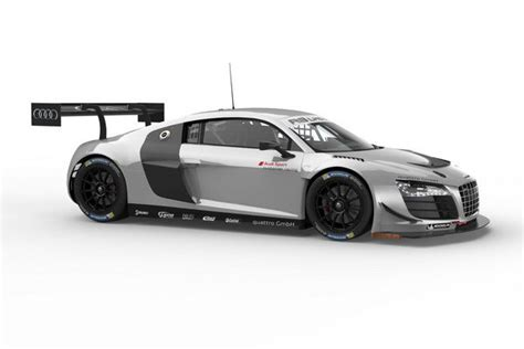 Audi R8 Lms Ultra Studio Shoot