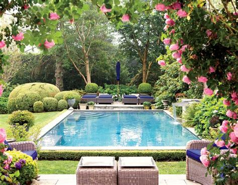 Garden Pool : + Best Ideas About Swimming Pool Landscaping On