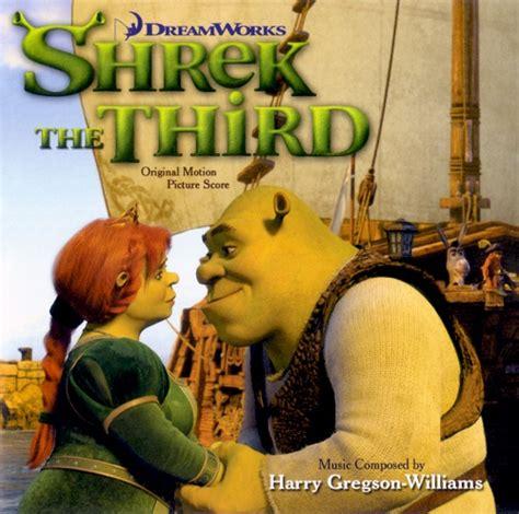 Ost Шрек  Shrek [2001  2010, Score, Mp3]  Скачать бесплатно
