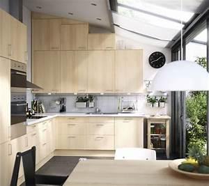 Ikea Küche Inspiration : ikea nexus birch kitchen love it house pinterest white counters birches and love ~ Watch28wear.com Haus und Dekorationen
