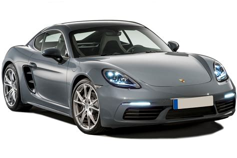 Porsche Car : Porsche 718 Cayman Coupe Review