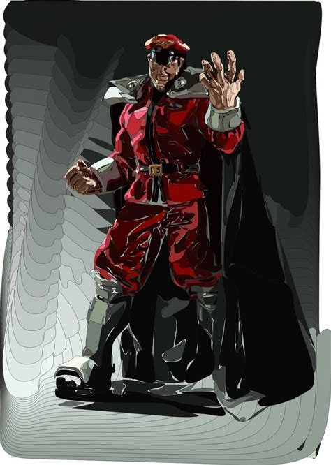 1000 Images About M Bison On Pinterest Street Fighter