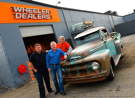 Wheeler Dealers California Workshop Location by Wheeler Dealers Classic Cars