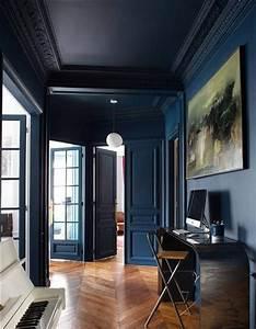 les 25 meilleures idees de la categorie bleu nuit sur With couleur pour couloir sombre 0 un couloir noir par a part ca