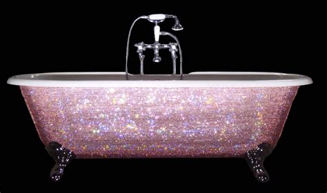 swarovski crystal baby bathtub for beyonce s baby girl