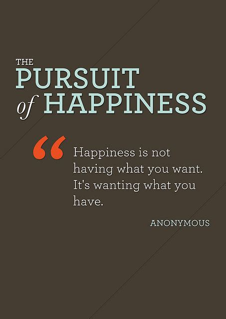 famous quotes  pursuit  happiness sualci quotes