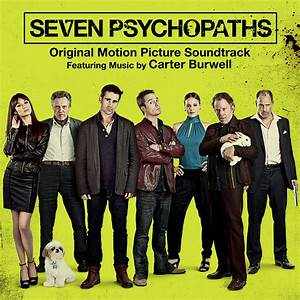 'Seven Psychopaths' Soundtrack Details | Film Music Reporter