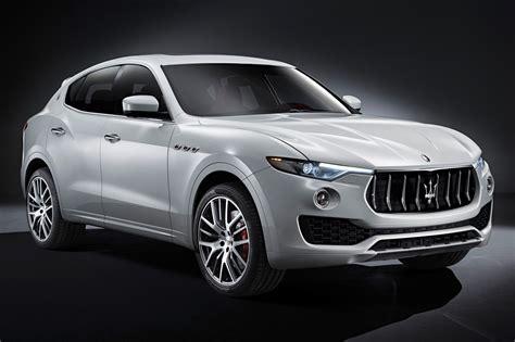 Price Of A Maserati by 2017 Maserati Levante Suv Pricing For Sale Edmunds