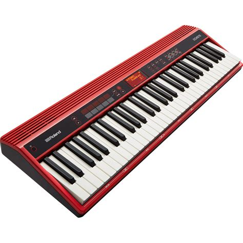 Images Of Piano Roland Go Go 61k Creation Keyboard Go 61k B H Photo