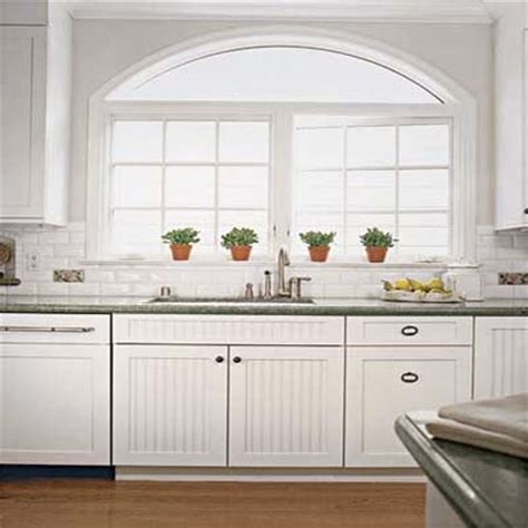 White Beadboard Kitchen Cabinets  Decor Ideasdecor Ideas