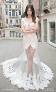 Tarik Ediz White 2016 Wedding Dresses World Of Bridal