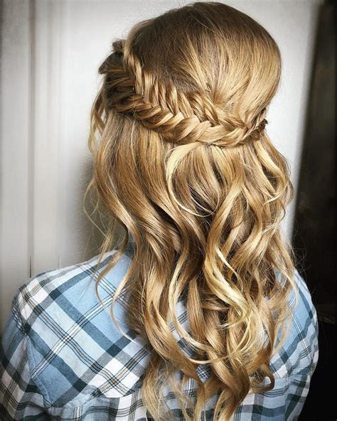 gorgeous ways  wear  hair    wedding