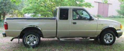 sell   ford ranger stx extended cab pickup  door