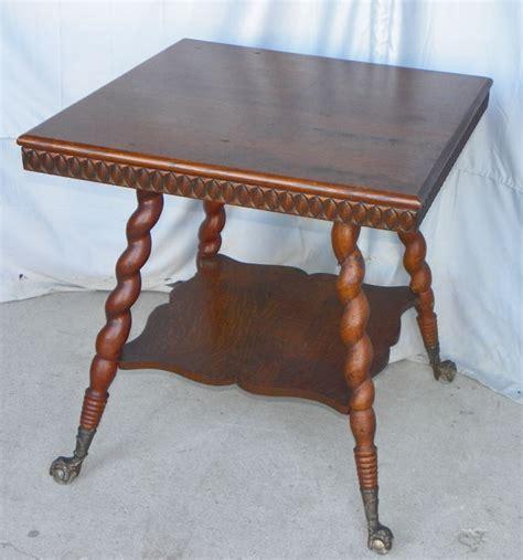 antique tables with claw feet bargain john 39 s antiques blog archive antique oak parlor