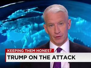 Anderson Cooper fires back at Donald Trump - Business Insider