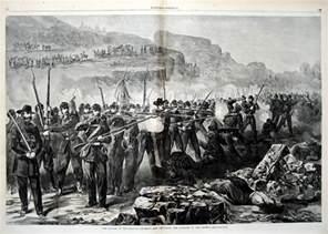 Civil War Battle Chickamauga