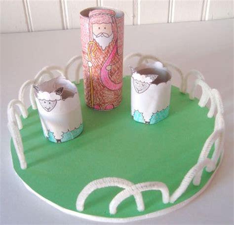 catholic icing shepherd learning activity and craft 678 | shepherd12