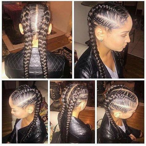Marley Hair Crochet Styles